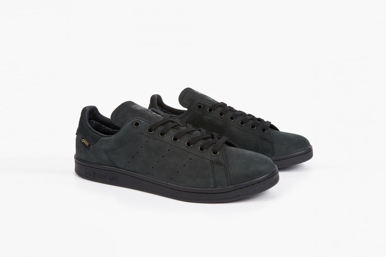 on sale 02e8f 6f471 adidas Drops Winter-Ready GORE-TEX Stan Smith