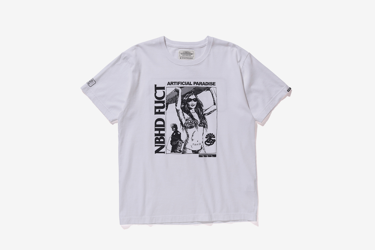 be580621 NEIGHBORHOOD x BAPE Reunite for Mini Capsule Collection