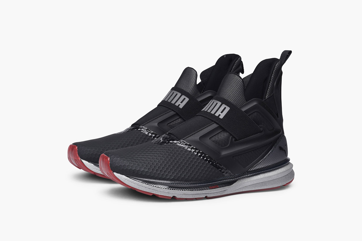 1f6be7358286 PUMA Drops The Ignite Limitless Reptile   B.O.G Limitless Evoknit