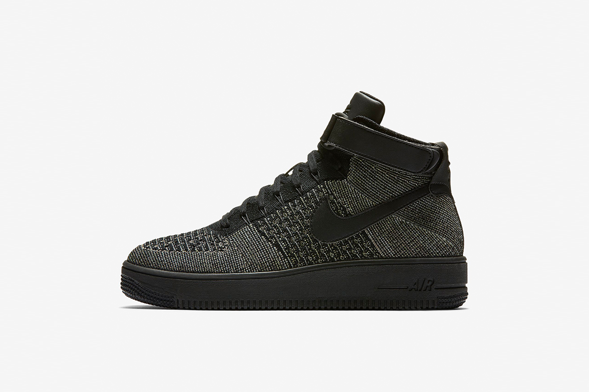 a4b14a8db220 Nike Releases the Air Force 1 Ultra With a Full Flyknit Upper and ...