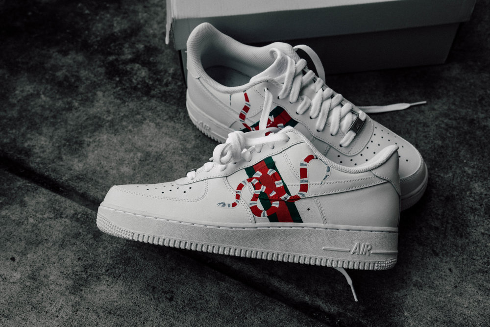Custom Size  C Shoes