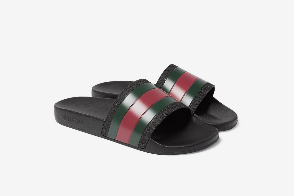 Gucci Leather Slides | What Drops Now